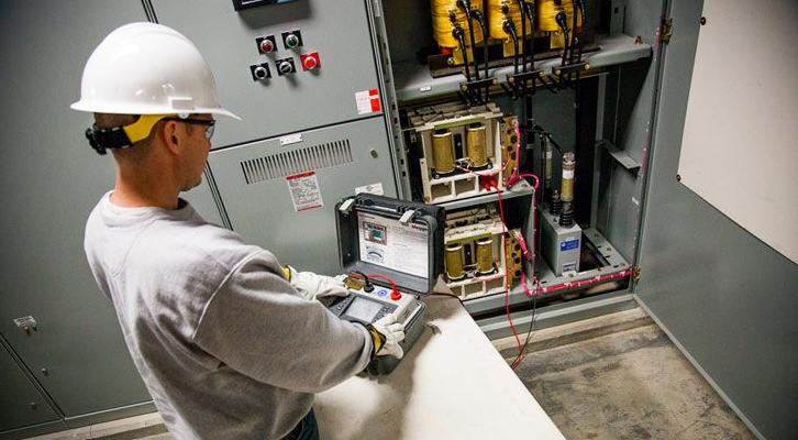 Verificări şi testări în instalaţiile de înaltă tensiune